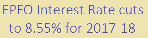 EPF Interest Rate
